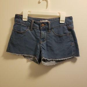 No Boundaries Denim Shorts - Size 1